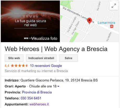 SEO trend 2019: Google My Business