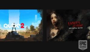 Epic Games Mağazasında Q.U.B.E 2 ve Layers of Fear Oyunları Ücretsiz Oldu!