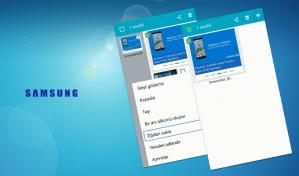 Samsung ve Diğer Android Telefonlarda Galeride Nasıl Resim/Video Gizlenir?