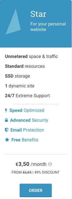 paketo 3 hosting