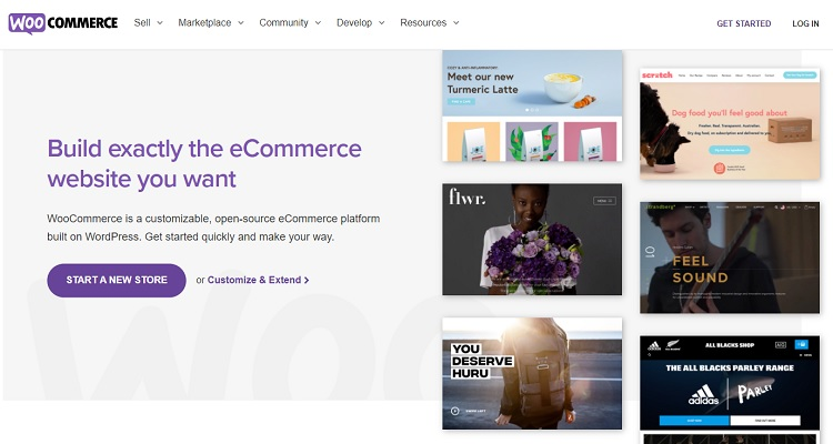 WooCommerce - Shopify alternative