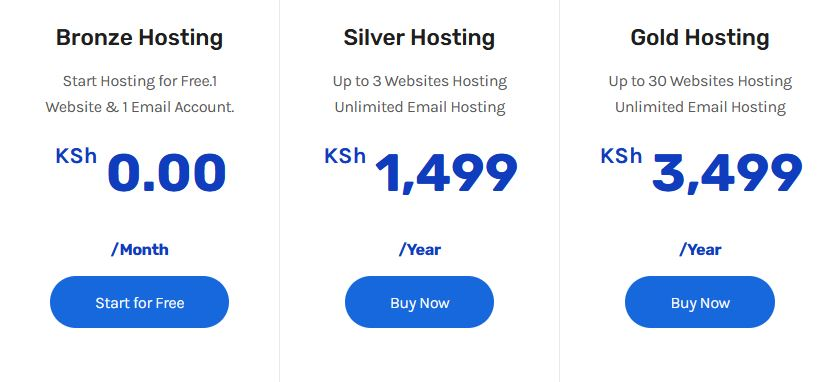 truehost free hosting