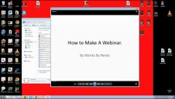 How to Make a Webinar in Powerpoint
