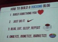blog monetization with ads
