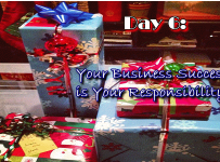 Day 6 of Our 12 Days of Christmas Inspiration