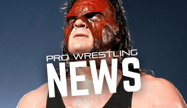 Kane Will Not Appear for WWE Later This Month