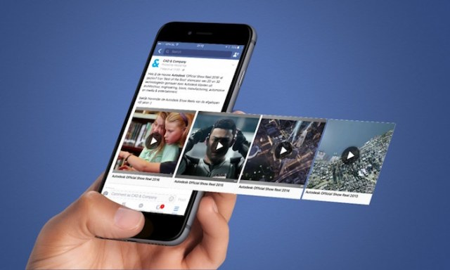 facebookvideo Facebook is introducing instant video feature, save your data plan