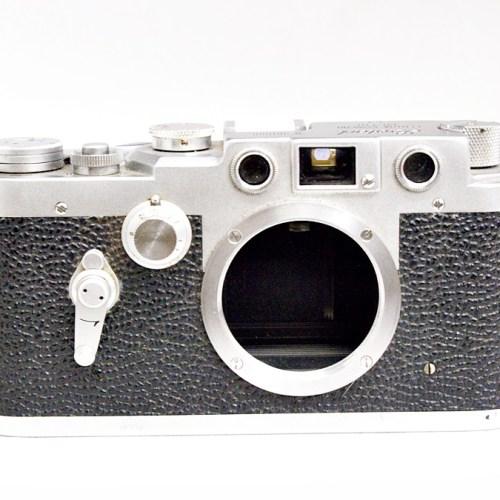 レオタックスのレンジファインダーカメラ「メリット」買取実績