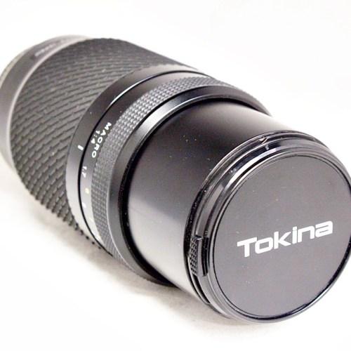 トキナのカメラレンズ「AF 100-300mm F5.6-6.7」買取実績