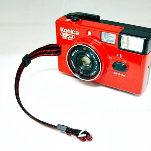 コニカのフィルム一眼カメラ「EFJ AUTO DATE」買取実績