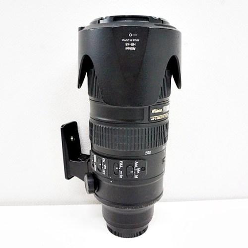 ニコンのカメラレンズ「AF-S NIKKOR 70-200mm F2.8G ll」買取実績
