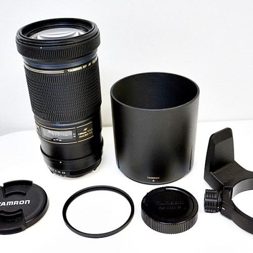 タムロンのカメラレンズ「AF 180mm F3.5 MACRO」買取実績