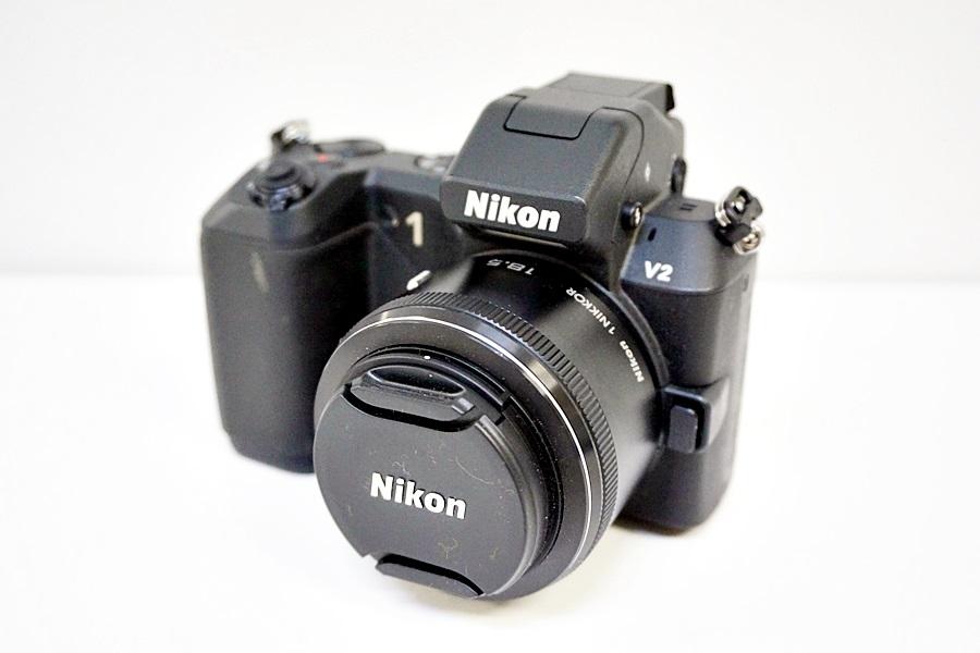 ニコンのミラーレスカメラ 1 v2 買取実績 カメラ買取専門店スペース
