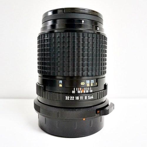 ペンタックスのカメラレンズ「SMC 67 135mm F4 MACRO」買取実績