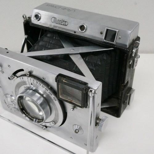 ミノルタの大判カメラ「AUTO PRES」買取実績