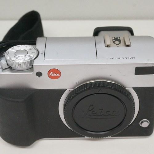 ライカのデジタル一眼レフカメラ「DIGILUX 3」買取実績