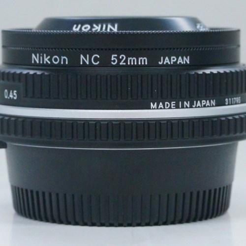 ニコンのレンズ「Ai-S 45mm F2.8 P」買取実績