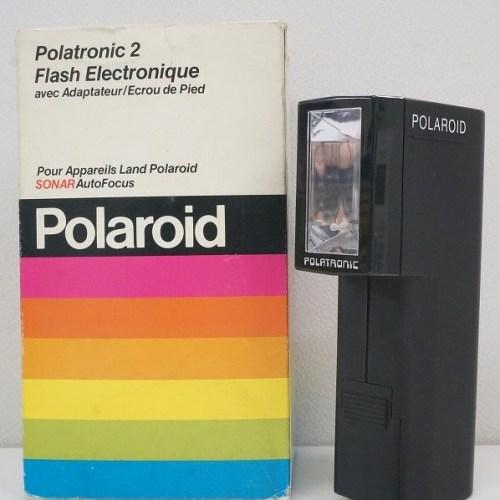 ポラロイドのフラッシュ「Polatronic 2 」買取実績