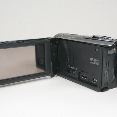ソニーのビデオカメラ「HDR-PJ210」買取実績