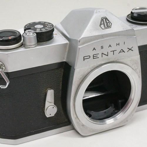 ペンタックスのフィルム一眼レフカメラ「SL」買取実績