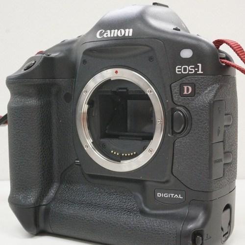 キャノンのデジタル一眼レフカメラ「EOS-1D」買取実績