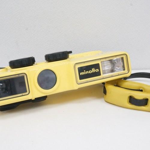 ミノルタのコンパクトカメラ「WEATHERMATIC A」買取実績