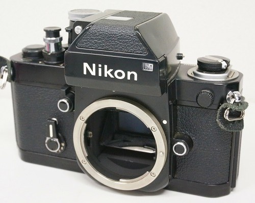 ニコンの一眼レフカメラ「F2フォトミック」買取実績