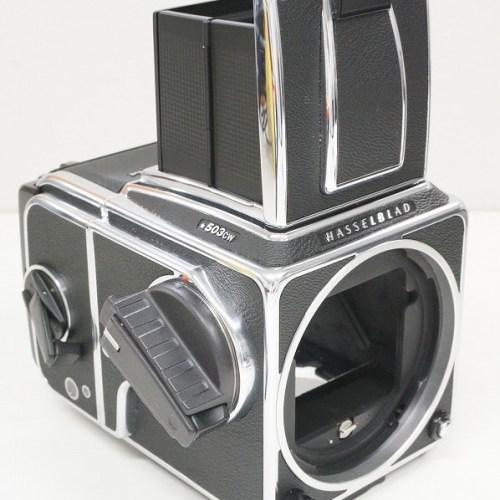ハッセルブラッドのフィルム一眼レフカメラ「503CW A12マガジンセット」買取実績
