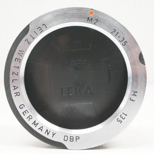 ライカのマウントアダプター「M-Lリング M2/21-35 M3/135」買取実績