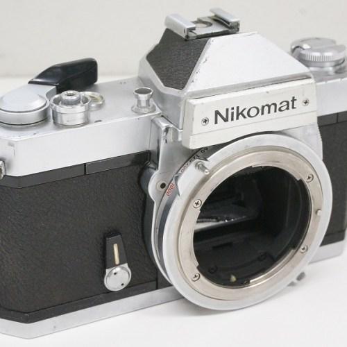 ニコンのフィルム一眼レフカメラ「Nikomat FT2」買取実績