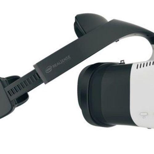 IntelのVR「Project Alloy」買取のスペースカメラ