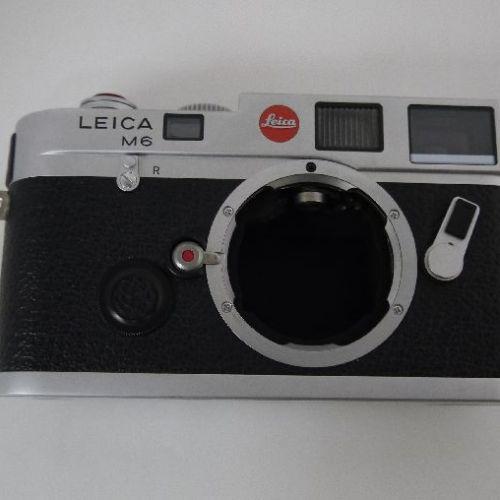 LEICA ライカ フィルムカメラ M6 買取実績