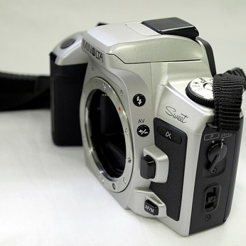 MINOLTA フィルムカメラ α sweet /AF ZOOM 28-80mm 1:3.5-5.6  買取実績