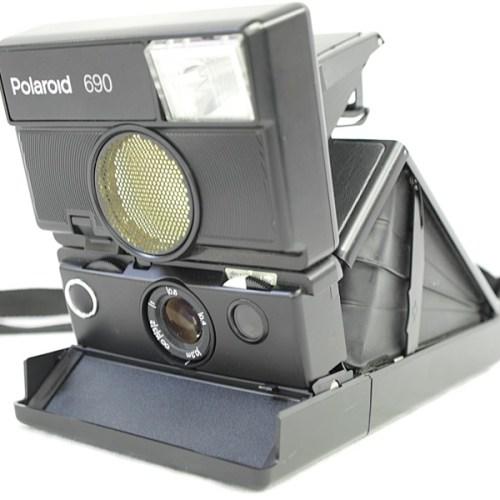 Polaroid Polaroid690買取実績