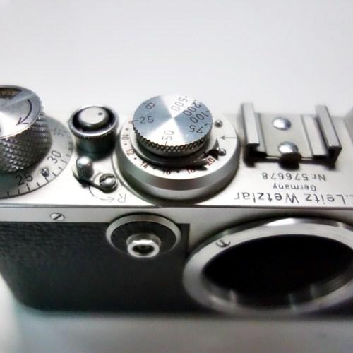 カメラ買取実績紹介「Leica ライカ バルナック 1f If 1952/53」