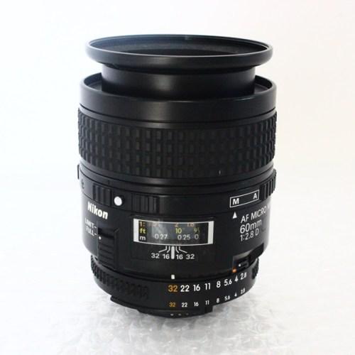 カメラ買取実績紹介「ニコン(Nikon) AF MICRO-NIKKOR 60mm F2.8D」