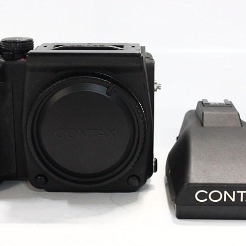 カメラ買取実績紹介「京セラ CONTAX645ボディ MF-1プリズムファインダー付き」