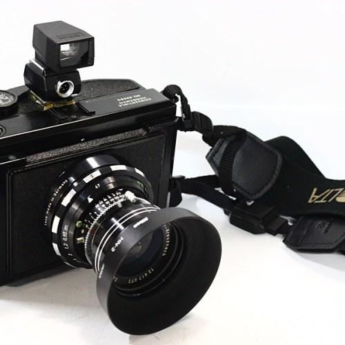 カメラ買取実績紹介「ホースマン  CONVERTIBLE HORSEMAN + Super-Angulon 47mm F5.6 + 8EXP/120」