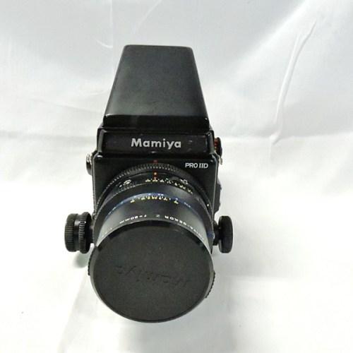 カメラ買取実績紹介「マミヤ(MAMIYA) RZ67 Professional IID+SEKOR Z 90mm F3.5 W+プリズムファインダー MODEL2」