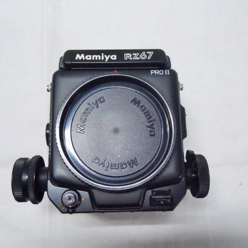 カメラ買取実績紹介「マミヤ(MAMIYA) RZ67 Professional II」