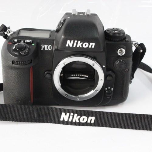 カメラ買取実績紹介「Nikon ニコン F100 ボディ」