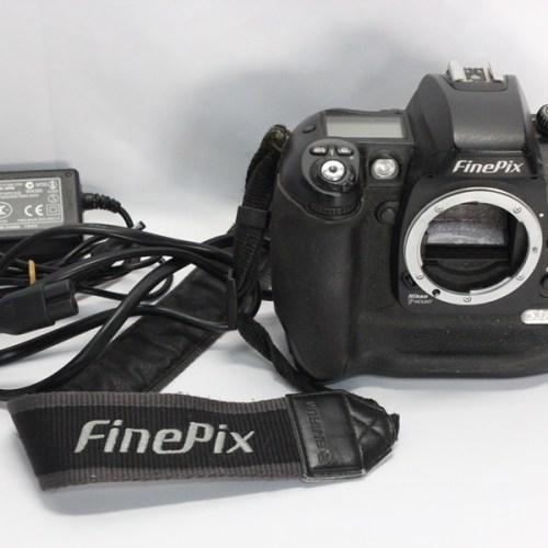 カメラ買取実績紹介「FUJIFILM フジフィルム FinePix S3 Pro ボディ ニコンFマウント」
