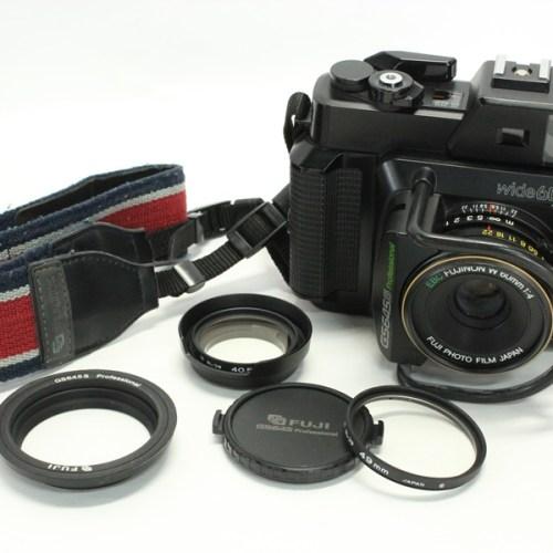 カメラ買取実績紹介「フジフィルム wide60 GS645S Professional」