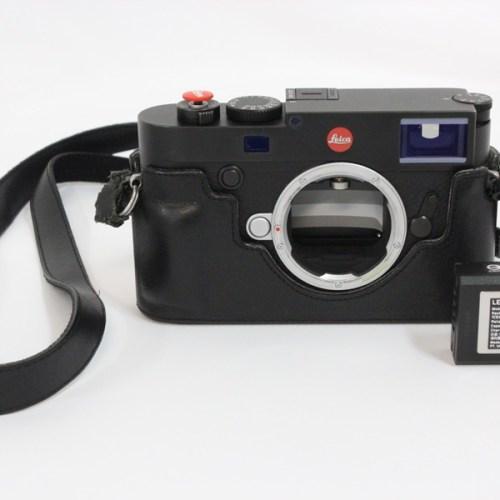 カメラ買取実績紹介「LEICA ライカ M10/BK/B」