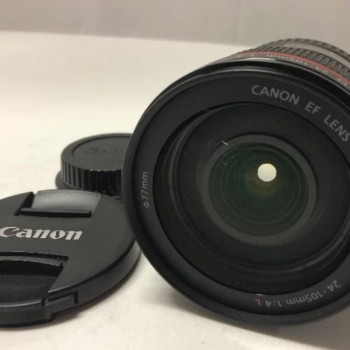 カメラ買取実績紹介「Canon  キャノン   EF 24-105mm F4L IS USM」