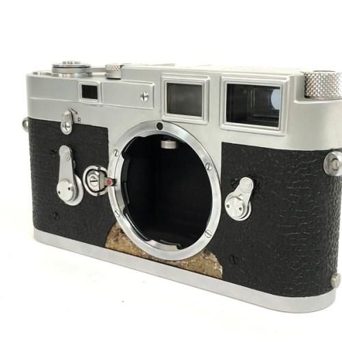 カメラ買取実績紹介「LEICA ライカ M3ボディ 1001571」