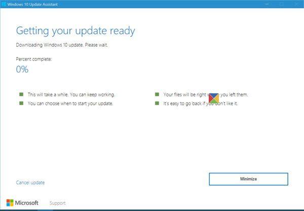 Windows 10 Upgrade Assistant 4