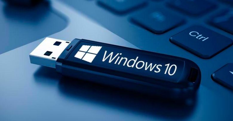how to boot from usb windows 10