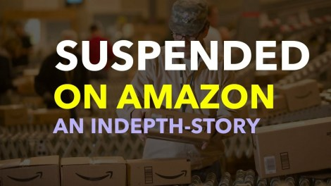 Amazon Listing Suspended