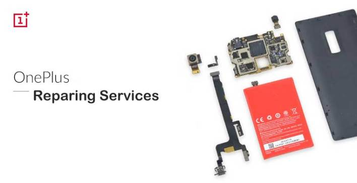 One Plus Phone Repairing Services